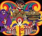 El estrafalario grupo de McDonalds que toca rolas de Black Sabbath