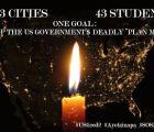 #USTired2: el #YaMeCansé en 43 ciudades de los Estados Unidos