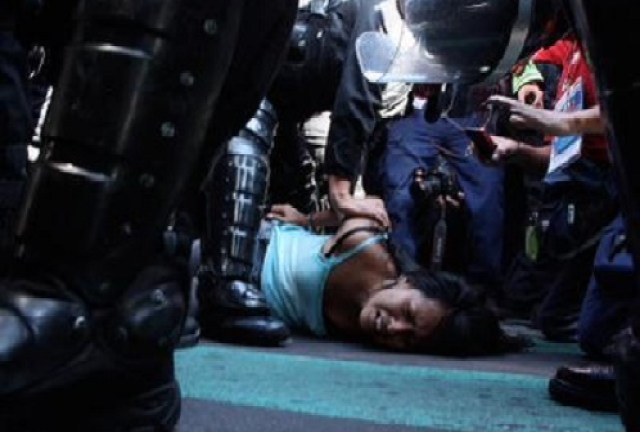 abuso policia #1dmx 2