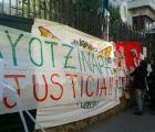 Continúan las protestas en el mundo por Ayotzinapa