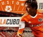 """El """"Cubo"""" Torres ya es jugador del Houston Dynamo #HolaCubo"""