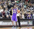 Así se convirtió Kobe Bryant en el tercer máximo anotador de la historia en la NBA