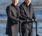 Chequen el detrás de cámaras de la nueva película de James Bond