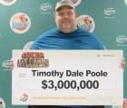 Agredió sexualmente a un niño... y gana 3 mdd en lotería