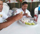 Despidieron a funcionarios que comieron huevos de tortuga