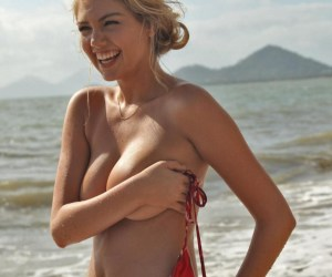 Comprobamos por qué Kate Upton es la más sexy del 2014