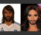 Los dobles famosos de los futbolistas