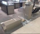 Otro asalto a una joyería y balacera en Centro Comercial Santa Fe