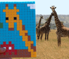¡Game is not over! Space Invader y Vhils coquistan África