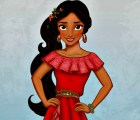 "Ella es ""Elena de Avalor"", la primer princesa latina de Disney"