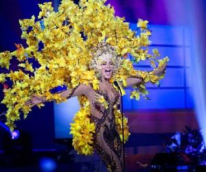 Los trajes nacionales más extravagantes de Miss Universo 2015