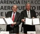 OCDE vigilará transparencia en tren México-Querétaro y NAICM