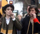 Pete Doherty sale de rehabilitación