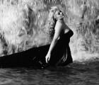 RIP: Anita Ekberg, célebre por su papel en La Doce Vita de Fellini
