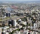 Buenos Aires visto desde las alturas