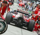 Adiós al congelamiento de los motores en la Fórmula Uno