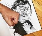 ¡Checa cómo torturan a estas caricaturas!