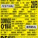 Festival NRMAL 2015: Programación por día, showcases, playlist y más novedades...
