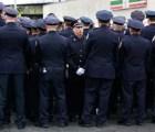Policía le da la espalda al alcalde de Nueva York