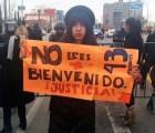 """""""No eres bienvenido"""", dicen a EPN en protestas en Ciudad Juárez"""