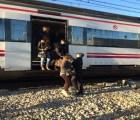 Hombre amenaza con explotar tren en estación Atocha de Madrid