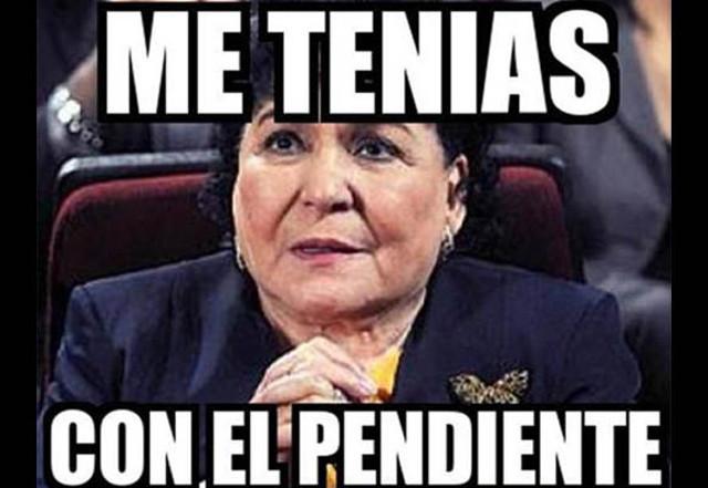 Carmen Salinas Novelas >> Lo Mas Chistoso de La Red: MEMES CARMEN SALINAS DE DIPUTADA