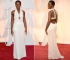 Roban vestido de 6 mil perlas de Lupita Nyong'o