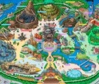 """Así sería el """"Disneyland"""" de Hayao Miyazaki"""