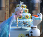 "Primer trailer de la mini-película, ""Frozen Fever"""