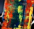 """Abstraktes Bild"" de Gerhard Richter, rompió récord en subasta"