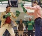 Velasco y JC Chávez suben al ring, ¿cachetadas mejor dadas?