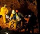 Tres muertos por explosión y derrumbe en mina michoacana