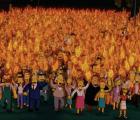 Los Simpson agradecen el apoyo de los bolivianos en Facebook