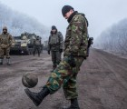 Relativa tranquilidad en Ucrania tras alto el fuego