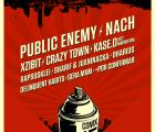 Public Enemy, Crazy Town, Xzibit y más en el Hip Hop Music Fest de la Ciudad de México.