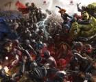 """Chequen estos detrás de cámaras de """"Avengers: Age of Ultron"""""""