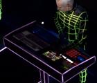 Cómo es un concierto de Kraftwerk visto desde un ángulo diferente