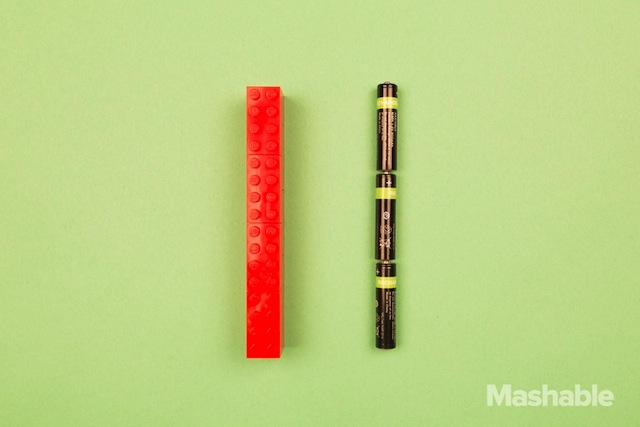 Penis Size Lego Comparison Erect-2