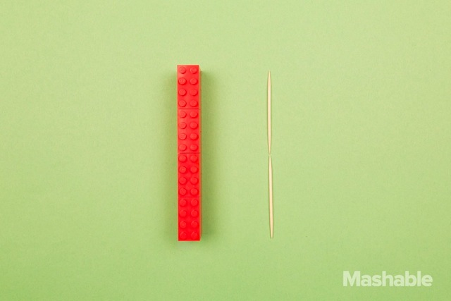 Penis Size Lego Comparison Erect-6
