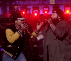 "¿Action Bronson y Chance the Rapper cantando en vivo ""Baby Blue""? sí por favor"