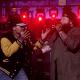 """¿Action Bronson y Chance the Rapper cantando en vivo """"Baby Blue""""? sí por favor"""