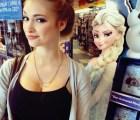 ¡Fotos de personas idénticas a caricaturas!
