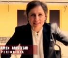 Video: Aristegui agradece firmas de apoyo #MexicoWantsAristeguiBack