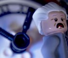 Nerdgasmo: escena de Back to the Future en LEGO