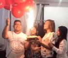 #EpicFail Quieren festejar un cumpleaños... causan una explosión