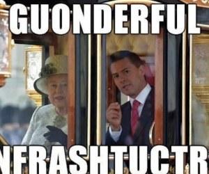 Los mejores memes de la visita de EPN a Reino Unido