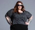 Tess Holliday, la modelo plus-size feliz con sus kilitos de más