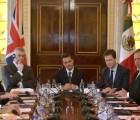 Gobierno británico pide a Peña Nieto respuesta por Iguala #EPNnotWelcome