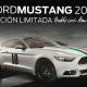 Llega el nuevo Ford Mustang edición limitada Van Beuren con muchas sorpresas
