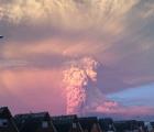 Timelapse: impresionante erupción del Calbuco en Chile
